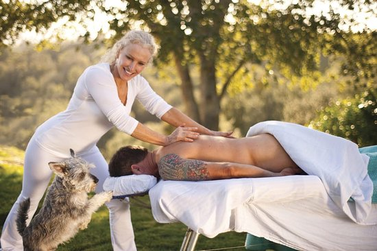 Santa Ynez, CA: vacation rental in-home massage