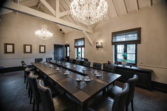 Groot-Bijgaarden, Belgium: Zaaltje achteraan voor Meetings, Private dining e.d