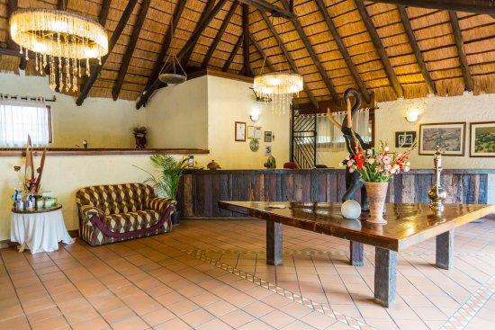 Centurion, Sør-Afrika: Reception