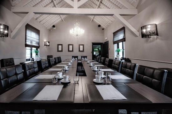 Groot-Bijgaarden, Belgium: Meeting Room en Private Dining Room