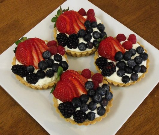 ไอเคน, เซาท์แคโรไลนา: Fruit Tarts