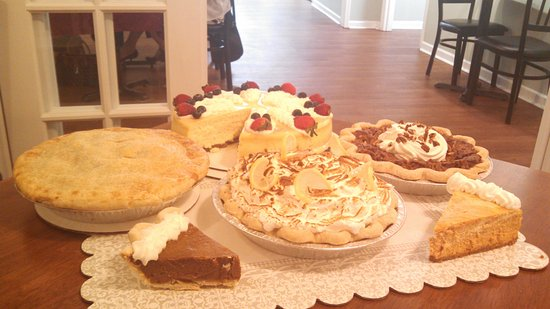 Aiken, Carolina del Sur: Pies and Cheesecake