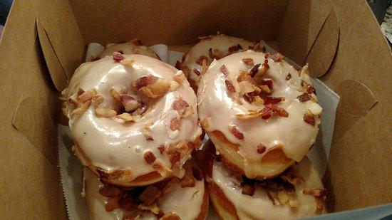 Aiken, Karolina Południowa: Maple Bacon Donuts