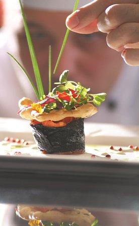 Bécancour, Canadá: Gastronomie raffiné