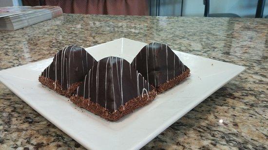 Aiken, Carolina del Sur: Chocolate Pyramids