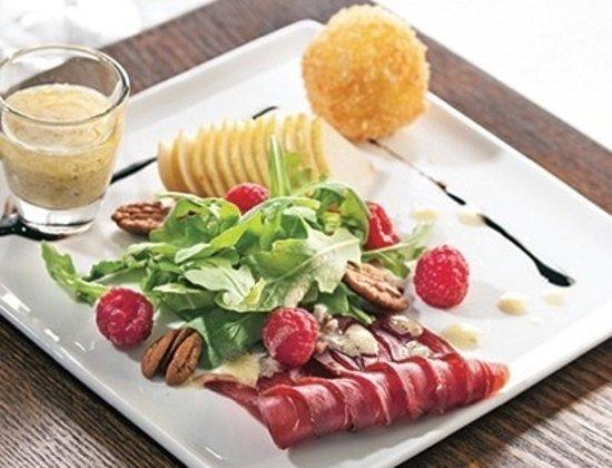 Becancour, Kanada: Cuisine aux saveurs du terroir