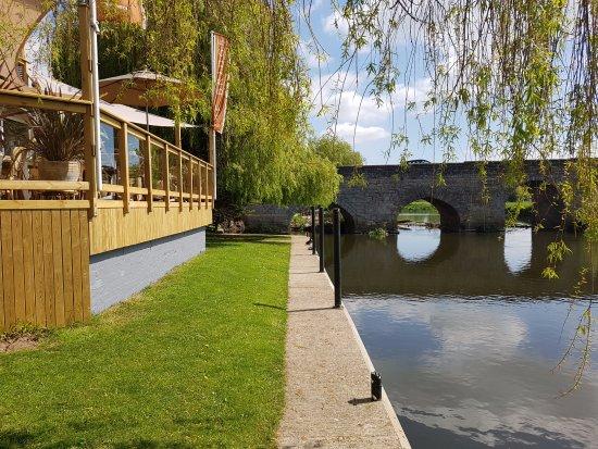 Bidford-on-Avon, UK: Bidford's Saxon Bridge