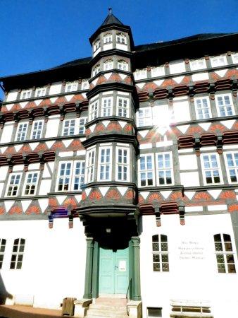 Stolberger Hof: Thomas-Müntzer-Haus