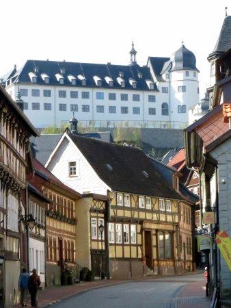 Stolberger Hof: Altstadt mit Schloss Stolberg