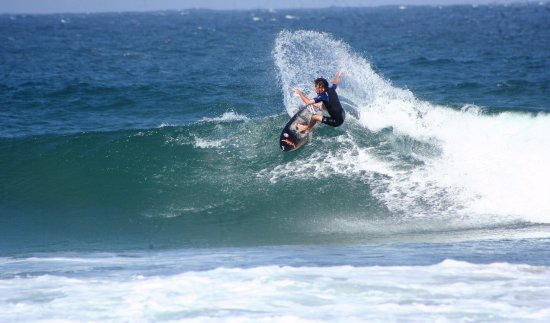Umzumbe, Sydafrika: Tons of stunning waves to choose from