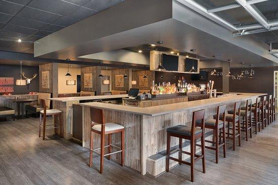 Beaver Falls, Pensilvania: RBG Lounge Area