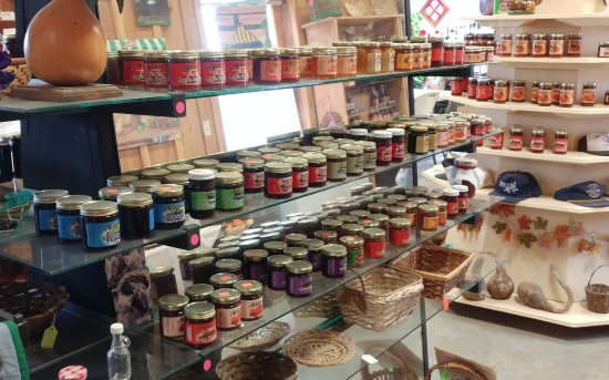 Palisade, CO: Jams and jellies
