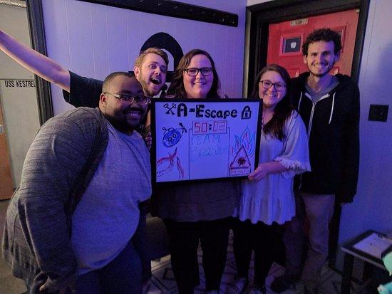 A-Escape Asheville Escape Room