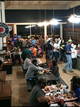 Childress, TX: K.Bryants Barbecue