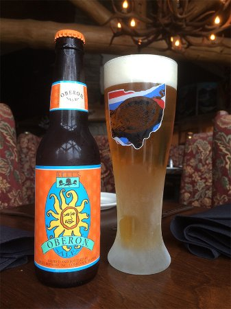 Oberon Beer at Blue Canyon Twinsburg