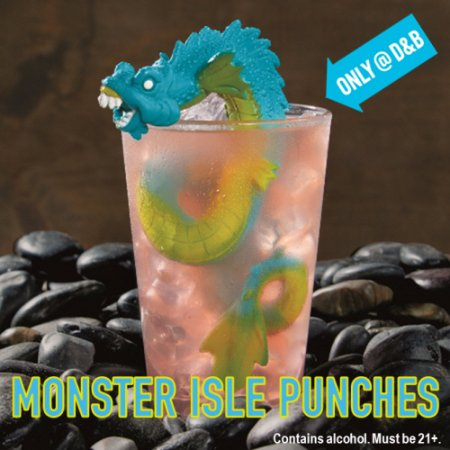 West Nyack, NY: MONSTER ISLE PUNCHES: SAILOR'S MIRAGE