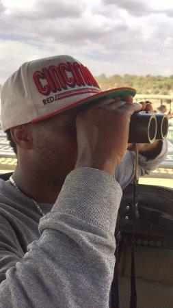Tarangire National Park, Tanzania: Expert tracker and safari guide, Emmanuel Nogi