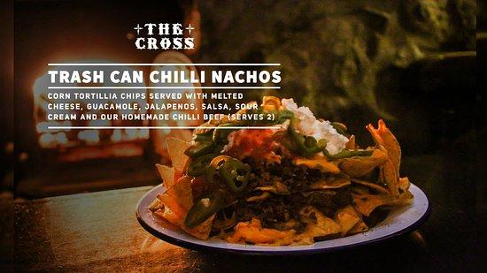 Drogheda, Irlande : Nachos (Serves2)