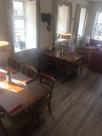 Roedby, Dinamarca: Café Marife
