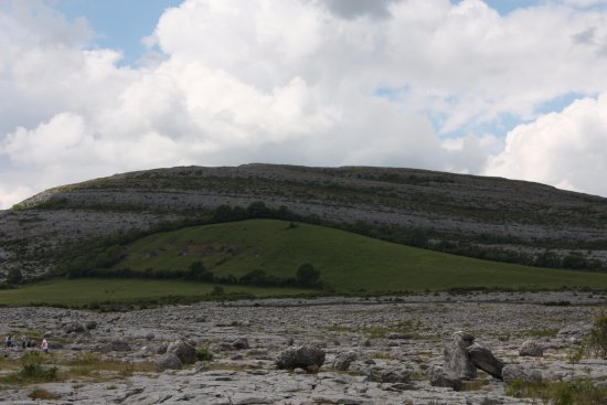 Corofin, Ireland: Landscape