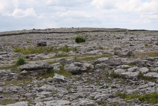 Corofin, Ireland: Limestone Valley