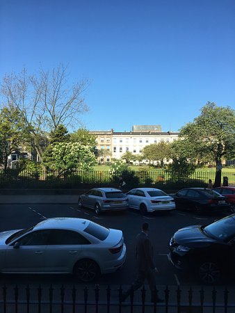 Blythswood Square: View from room 100