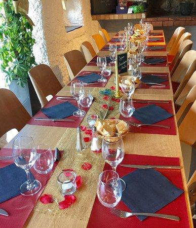 Aux Cepages Gourmands: Organisation événements, repas de groupe sur réservation