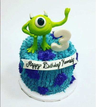 Foto Von Gainesville Birthday Cake