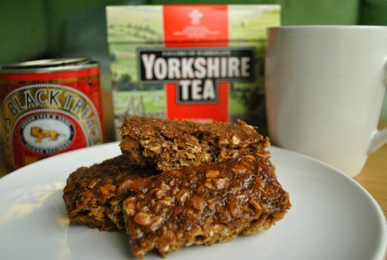 La Ferte Mace, Frankrike: Yorkshire Tea....lets have a proper brew!