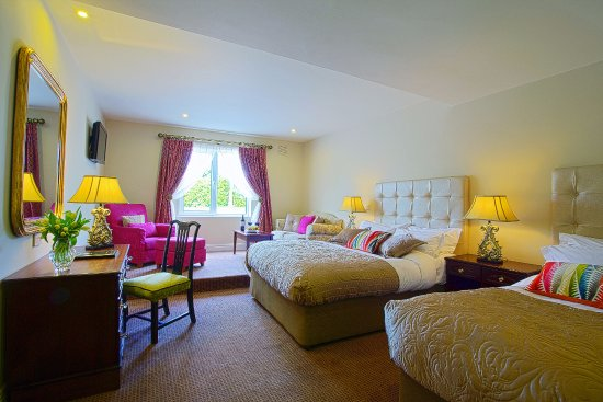 Fitzgerald's Woodlands House Hotel: Superior Room
