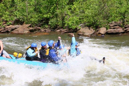 Ducktown, TN: More bull rapids