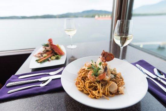 Prince Rupert, Kanada: Fishermen's Spaghetti