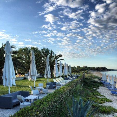Kassandra Mare Hotel: Anemona Beach Bar
