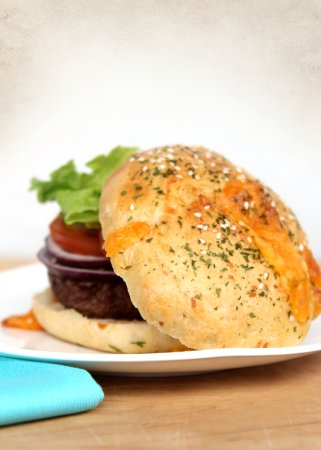 Mentor, OH: Amp up your burger with our gourmet burger buns - special order!