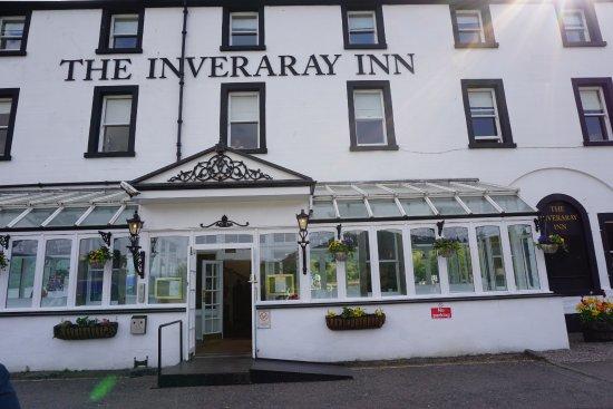 The Inveraray Inn: Entrada da Inn