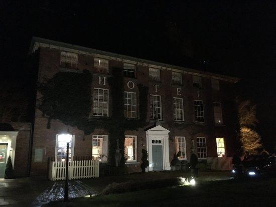 Atcham, UK: Mytton & Mermaid Shrewsbury UK
