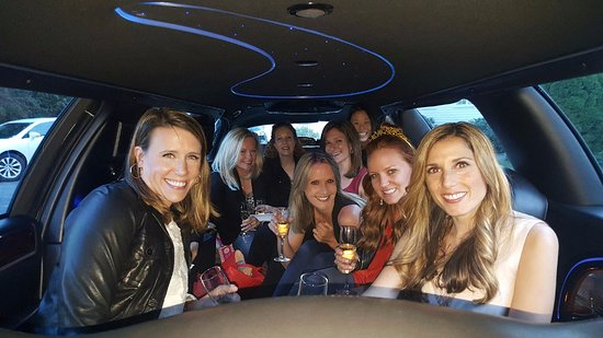 """Burlington, MA : Night Out with the girls to see"""" Amy Schumer"""""""