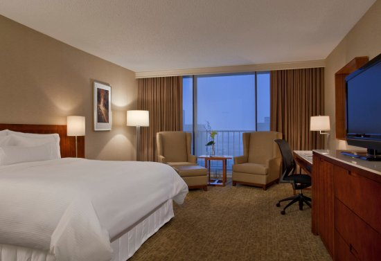 Westin Oaks Houston at the Galleria: Single King Bed Guest Room