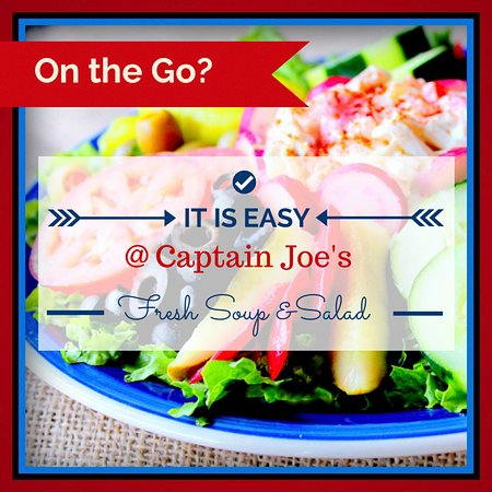 Jesup, GA:  Try our Famous Soup & Salad Bar.