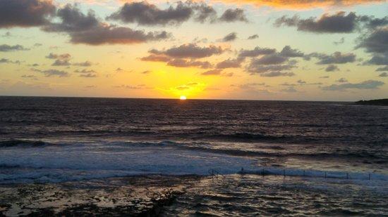 Cronulla, Αυστραλία: Sunrise.