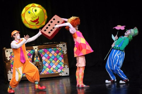 Mimigranty Clown & Mime Theater