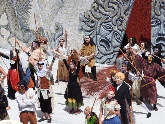 Teatro foto van teatro greco palazzolo acreide tripadvisor - Dining barokke ...