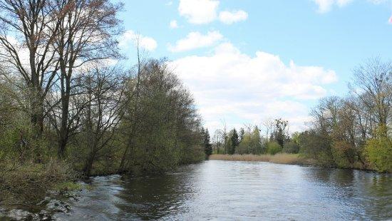 Morag, โปแลนด์: Kanał elbląski - sielanka