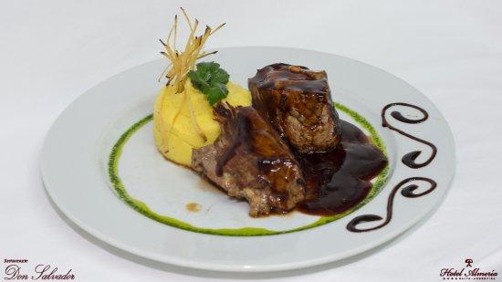 Restaurante Don Salvador: Filet Don Salvador
