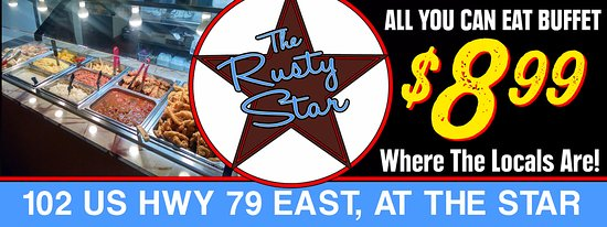 The Rusty Star Cafe