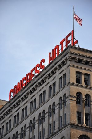 Bilde fra The Congress Plaza Hotel and Convention Center