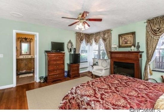 Waynesville, Kuzey Carolina: Plantation Guestroom