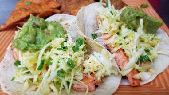 Pawcatuck, CT: Fish Tacos