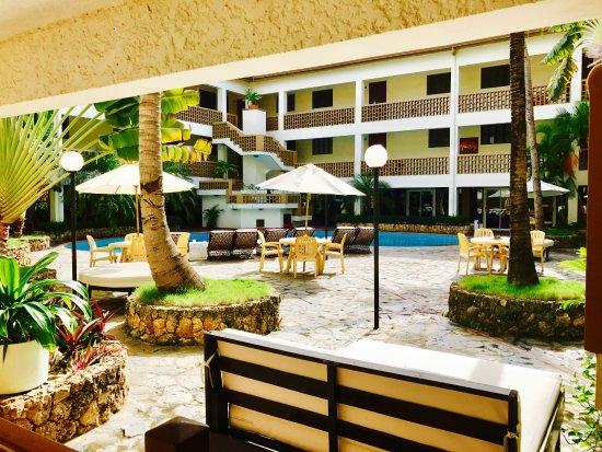 Acuarium Resort Hotel: Nice area