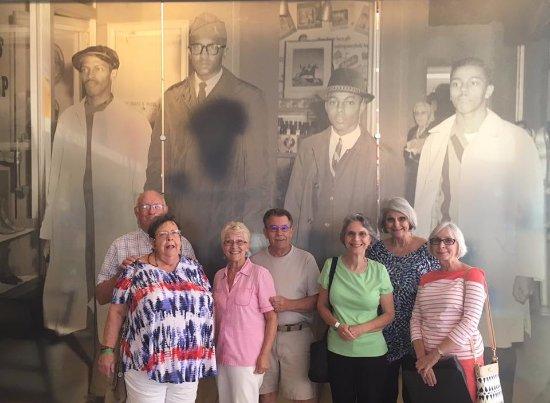 Greensboro, Carolina del Norte: Inside the lobby